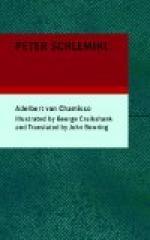Peter Schlemihl by Adelbert von Chamisso