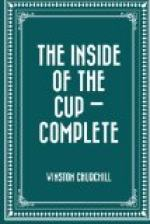 Inside of the Cup, the — Complete by Winston Churchill