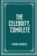 Celebrity, the — Complete by Winston Churchill