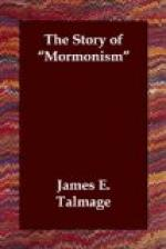 "The Story of ""Mormonism"" by James E. Talmage"