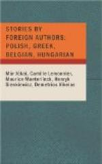 Stories by Foreign Authors: Polish, Greek, Belgian, Hungarian by
