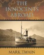 The Innocents Abroad — Volume 01 by Mark Twain