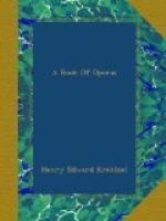 A Book of Operas by Henry Edward Krehbiel
