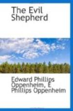 The Evil Shepherd by E. Phillips Oppenheim
