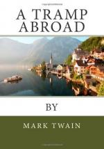A Tramp Abroad — Volume 01 by Mark Twain