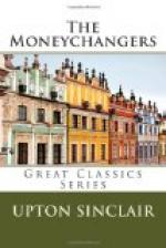 The Moneychangers by Upton Sinclair