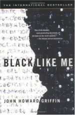 "Analyzing the Character of Griffin in ""Black Like Me"" by John Howard Griffin"