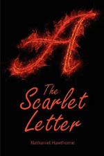 "Explanation of the letter A in ""The Scarlet Letter"" by Nathaniel Hawthorne"
