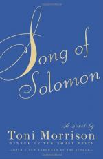 The Assessment of Racial Relations in Song of Solomon by Toni Morrison