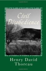 Civil Disobedience by