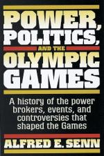 Politics in the Olympics by