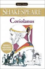 "Volumnia's Triumph in Shakespeare's ""Coriolanus"" by William Shakespeare"