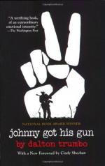 johnny got his gun essay essay the setting of johnny got his gun by dalton trumbo