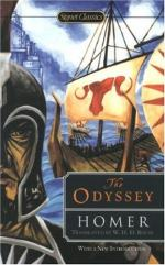 "Gods in ""The Odyssey"" by Homer"