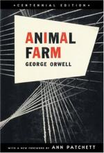 "Corruption is the Theme of ""Animal Farm"" by George Orwell"