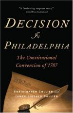 The Constitutional Convention of 1787 by