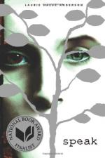 Melinda's Jealous Personality by Laurie Halse Anderson