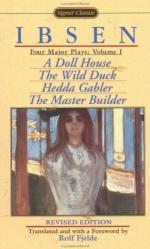 Wild Duck - Naturalistic & Symbolic by Henrik Ibsen