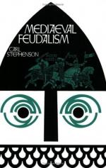 The Decline of Feudalism and the Rise of the Modern State by