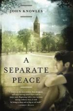 """Gene Forrester, from """"A Separate Peace"""" by John Knowles by John Knowles"""