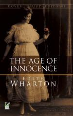 "Archer in ""The Age of Innocence"" by Edith Wharton"