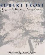 stopping by woods on a snowy evening essay essay  stopping by the woods on a snowy evening by robert frost