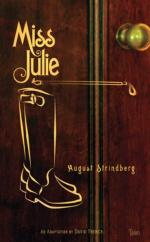 "Animal Imagery in ""Miss Julie"" by August Strindberg"
