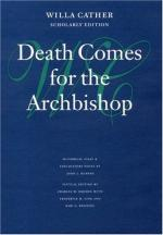 "Cultural Diversity in ""Death Comes for the Archbishop"" by Willa Cather"