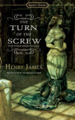 Suspense Driven Thriller by Henry James