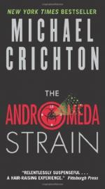 """The Andromeda Strain"" by Michael Crichton"