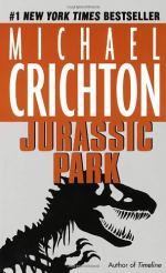 Jurassic Park by Michael Crichton
