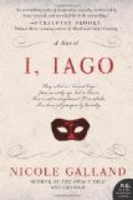 Discuss Iago's plans is he a good strategician or a desperate opportunist? by