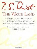 What Poetic Techniques Does Eliot Use to Present Various Types of Waste  in The Wasteland? by T. S. Eliot