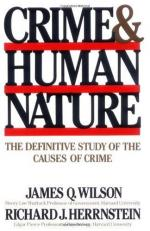 Causes of Crime by