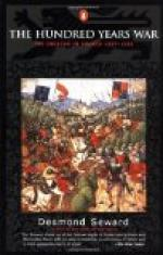Overview of the Hundred Years War by