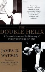 Summary and Comments on The Double Helix by James D. Watson