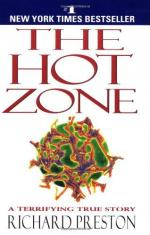 Reaction to The Hot Zone by Richard Preston