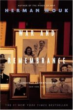 Character details from War and Remembrance by Herman Wouk
