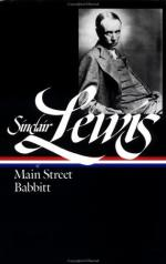 Carol's Strength in Main Street by Sinclair Lewis by Sinclair Lewis
