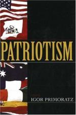 Patriotism, Glory, and Other Lies by