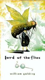 Mapping Lord of the Flies by William Golding