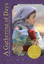 Gathering of Days by Joan W. Blos