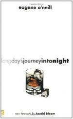 "Examining the role of alcohol in ""Long Day's Journey Into Night"" by Eugene O'Neill"