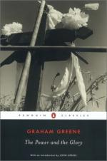 Power and the Glory Vision by Graham Greene