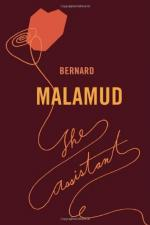 "Character Analysis for ""Frank Alpine"" of ""The Assistant"" by Bernard Malamud"