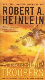 Woman's Contribution In Starship Troopers by Robert A. Heinlein