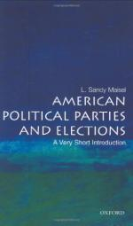 American Political Party Weakness by