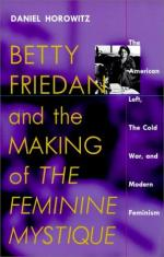 The contemporary women's movement and Betty Friedan by
