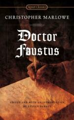 The Five Knowledges of Dr. Faustus by Christopher Marlowe