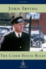 Cider House:  Homer Wells by John Irving